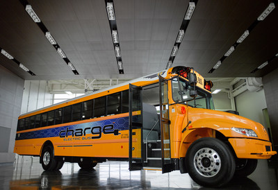 IC Electric Bus, the chargE