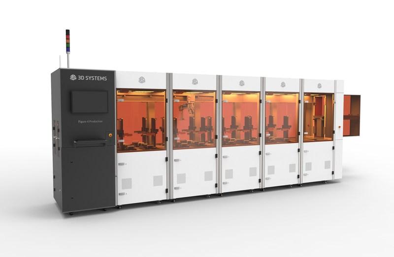 (PRNewsfoto/3D Systems)