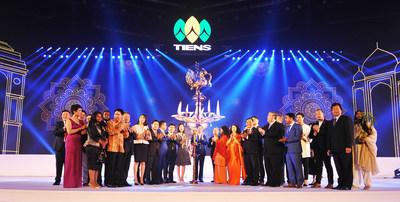 Tiens Group Celebrates 22nd Anniversary of Establishment