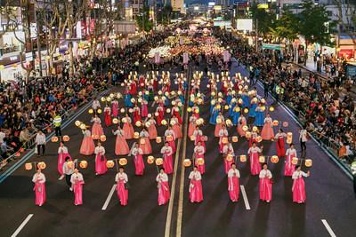 Lotus Lantern Festival (Yeon Deung Hoe) Parade