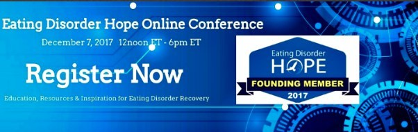 Eating Disorder Hope Inaugural Online Conference