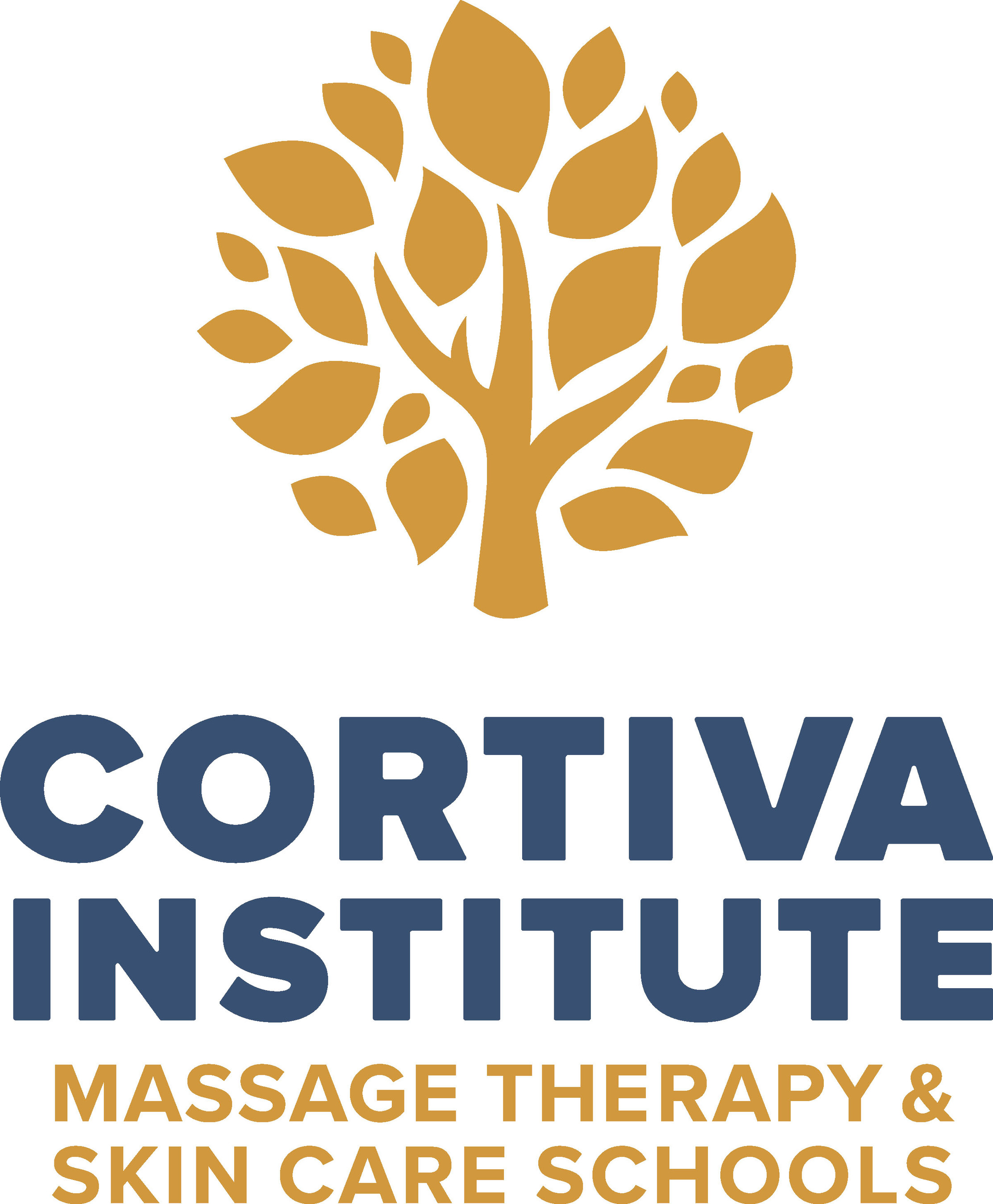 Cortiva Institute Logo (PRNewsfoto/Cortiva Institute)