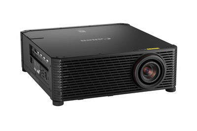 Canon U.S.A. Expands Line Of Compact Native 4K Resolution Laser LCOS Projectors