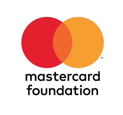 Mastercard Foundation Logo (PRNewsfoto/Mastercard Foundation)