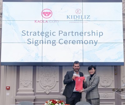 NetEase Kaola deepens commitment to broaden Chinese consumers' access to French brands with newly signed partnership agreement