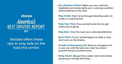 Tips: Stay safe this winter driving season