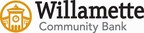 Willamette Community Bank reports quarterly results