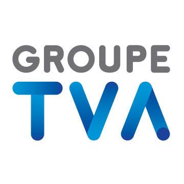 Logo: Groupe TVA (Groupe CNW/Québécor Contenu)