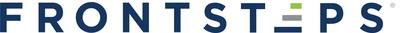FRONTSTEPS Logo (PRNewsfoto/FRONTSTEPS)
