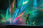 OVATION Wins Best Event Entertainment Act Award for LiveWorx Opening Experience