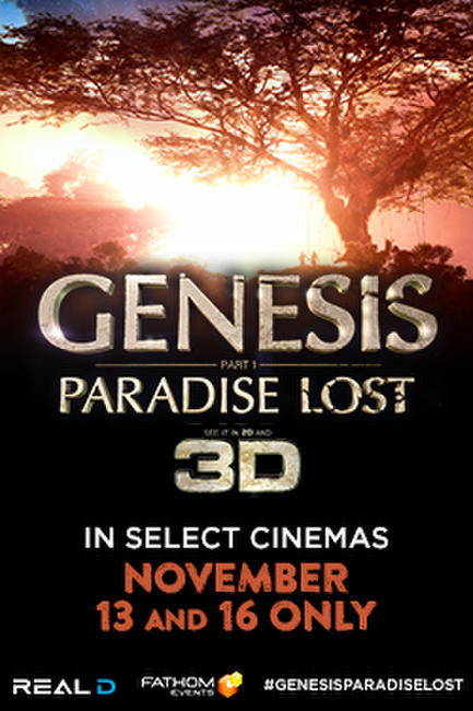 Directed by Ralph Strean with narration by Dr. Voddie Baucham, Jr., this feature film brings the first book of the Bible to life in both 2D and 3D formats on the big screen