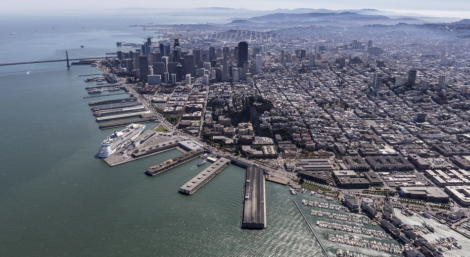 The Port of San Francisco has selected CH2M, in partnership with Arcadis, to lead the design and engineering for the 10-year, $40 million Seawall Resiliency Project.