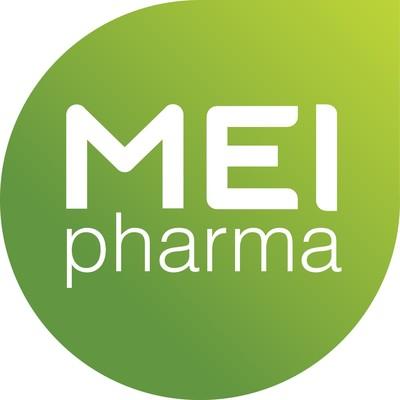 MEI Pharma Logo. (PRNewsFoto/MEI Pharma, Inc.)