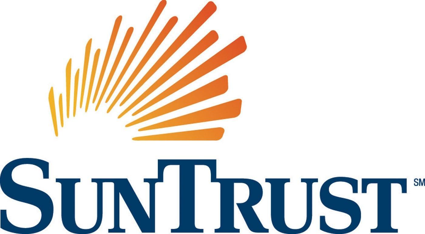 SunTrust logo. (PRNewsFoto/SunTrust Banks, Inc.) (PRNewsfoto/SunTrust Banks, Inc.)
