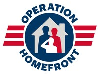 Operation Homefront Logo. Learn more at http://www.operationhomefront.org. (PRNewsfoto/Operation Homefront)