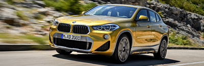 The 2018 BMW X2 boasts an athletic design, excellent performance, off-road capabilities and a wide array of premium amenities.