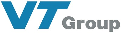 VT Group Logo (PRNewsfoto/VT Group)
