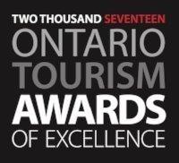 Félicitations aux lauréats des Prix ontariens d'excellence en tourisme 2017 (Groupe CNW/Société du Partenariat ontarien de marketing touristique)