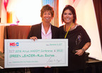 AADOM Presents Fifth Annual Green Leader Award To Surf City Dental's Ruby Eaches
