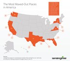 The Most Maxed-Out Places in America