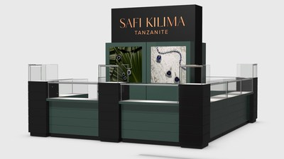 Safi Kilima Tanzanite Shop in Shop