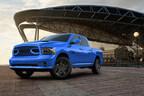 Ram Unveils Special-Edition 2018 Hydro Blue Sport