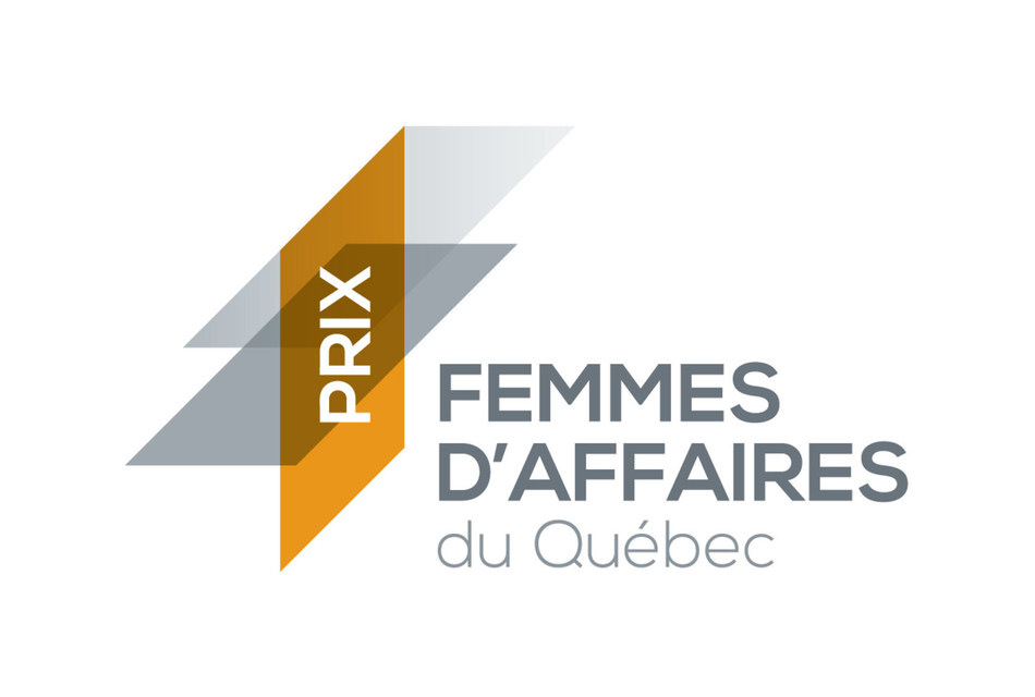 Logo: Prix Femmes d'affaires du Québec (Groupe CNW/Réseau des Femmes d'affaires du Québec Inc.)