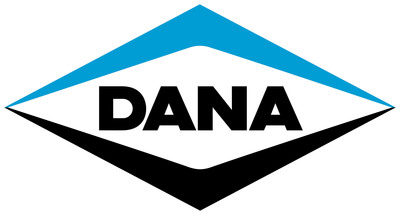 Dana Incorporated logo. (PRNewsFoto/Dana Incorporated)