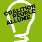 Logo: Coalition Peuple allumé (CNW Group/Coalition Peuple allumé)