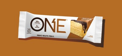 ONE Brands Launches New Peanut Butter Chocolate Cake Bar