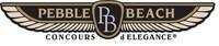 Pebble Beach Concours d'Elegance logo (PRNewsFoto/Pebble Beach Concours d'Elegance)