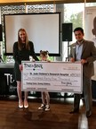 Texas de Brazil Presents Over $149,000 To St. Jude Children's Research Hospital® After Campaign Finale Charity Luncheon