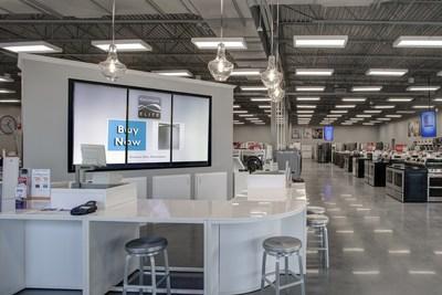 Sears Appliances & Mattresses Store in Camp Hill, Pennsylvania - Interior