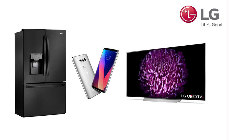 LG earned CES 2018 Innovation Awards in eight highly competitive categories: Video Dis-plays, Home Appliances, Wireless Handsets, Smart Home, Digital Imaging, Home Audio & Video Components, Computer Peripherals and Embedded Technologies. This marks the sixth consecutive year that LG OLED TVs, home appliances and flagship smartphones all have received CES Innovation Awards.