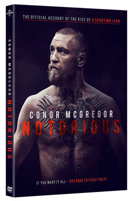 UPHE Content Group: Conor McGregor: Notorious