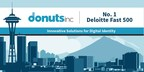 Donuts Inc. Ranked Fastest-Growing Company in North America on Deloitte's 2017 Technology Fast 500™