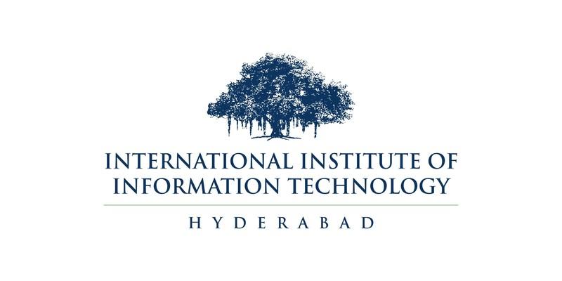 IIIT-Hyderabad logo (PRNewsfoto/IIIT-Hyderabad)