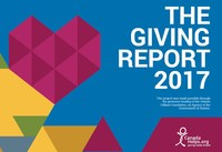 Le rapport sur les dons (Groupe CNW/CanadaHelps)