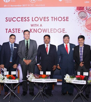 UBM India Brings in the 12th Edition of Food Ingredients India & Health Ingredients in Mumbai
