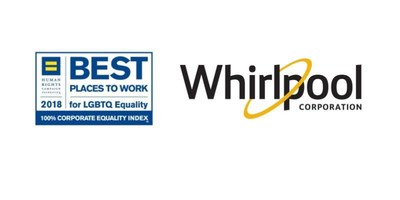 High Quality Whirlpool Corporation Earns 15th Consecutive Perfect Score On Corporate  Equality Index
