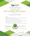Le Cameroun obtient un certificat d'excellence à 5 étoiles pour la mise en œuvre de GxAlert