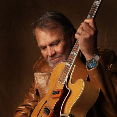 """The late country icon Glen Campbell was honored last night at the 51st Country Music Association Awards at Nashville's Bridgestone Arena with a riveting musical tribute by Jimmy Webb and Little Big Town and the posthumous award for Musical Event of the Year for """"Funny How Time Slips Away,"""" his poignant duet with Willie Nelson, from his acclaimed farewell album, """"Adiós."""""""