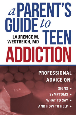 New 'tough talk' book for parents of teen drug addicts is released in defiance of federal complacency.