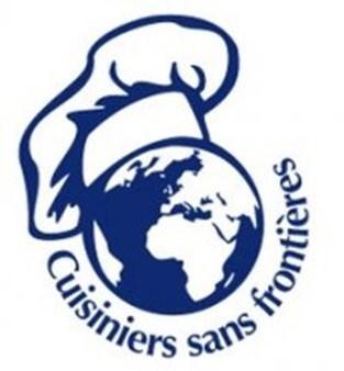 Logo : Cuisiniers sans frontières (Groupe CNW/INSTITUT DE TOURISME ET D'HÔTELLERIE DU QUÉBEC)