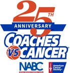 American Cancer Society Coaches vs. Cancer® and NABC Celebrate 25 Years of Teaming Up Against Cancer
