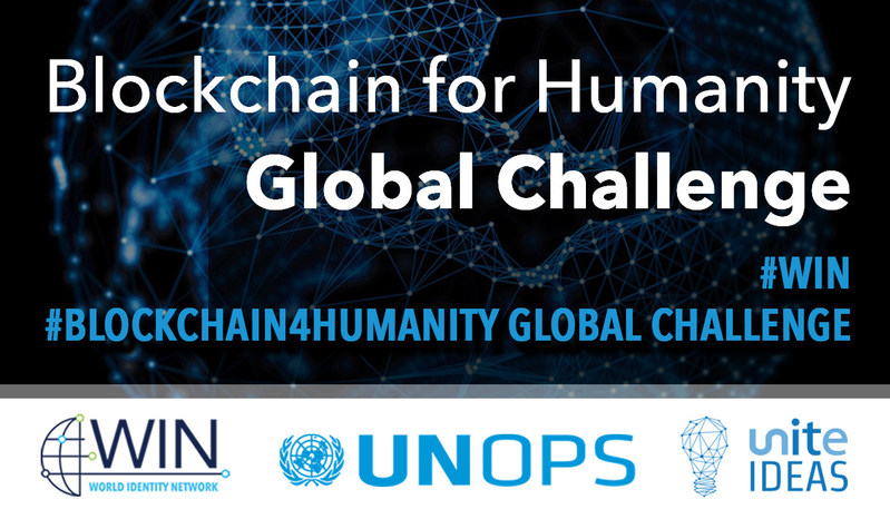 World Identity Network (WIN) partners with United Nations agencies to launch a pilot initiative and the #Blockchain4Humanity Global Challenge: Use digital identity and the blockchain technology to help combat child trafficking.