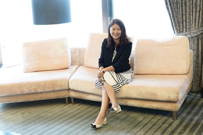 Grace Zhi, The CEO and Founder of DaDaABC