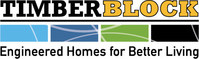 Logo: Timber Block : Engineered Homes for Better Living (CNW Group/Timber Block (Thermo Structure Inc.))