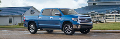 The 2018 Toyota Tundra is now available at Serra Toyota of Birmingham, Alabama. This model is filled with performance features and helpful amenities for drivers.