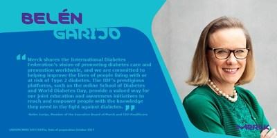 Merck and International Diabetes Federation Partner to Help Address Global Type 2 Diabetes Epidemic